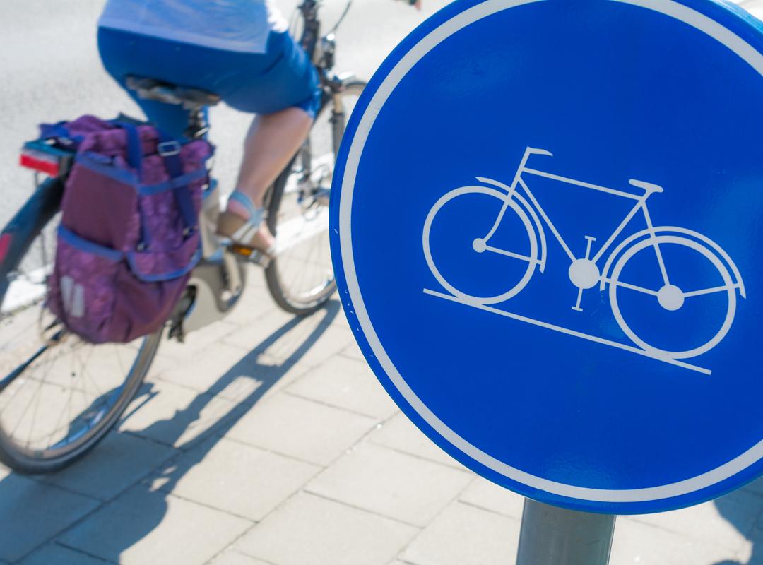 verkeersveiligheid fietser