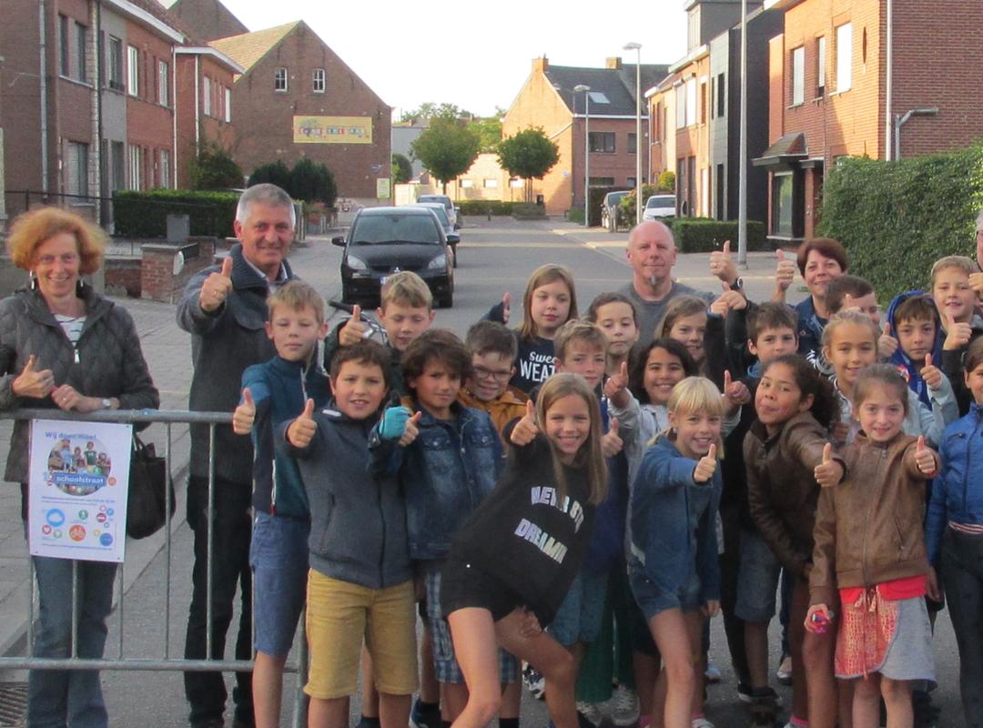 Schoolstraat Hofstade