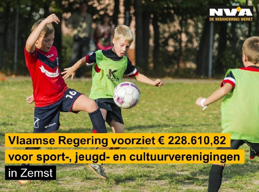sport noodfonds